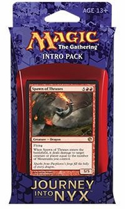 Magic the Gathering Journey into Nyx Intro Pack Voracious Rage