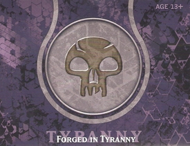 Magic the Gathering Journey into Nyx Pre-Release Pack Forged in Tyranny