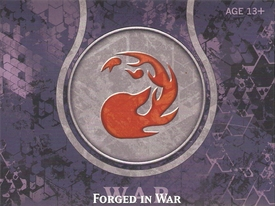 Magic the Gathering Journey into Nyx Pre-Release Pack Forged in War