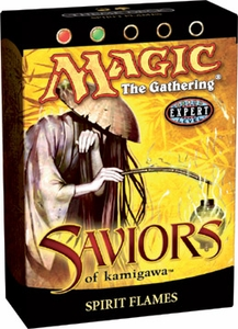 Magic the Gathering Saviors of Kamigawa Theme Deck Spirit Flames
