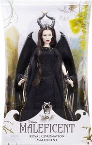 Maleficent Movie Enchanted Collector Royal Coronation Doll Maleficent New!