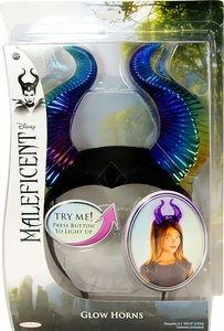 Maleficent Movie Glow Horns Hot!