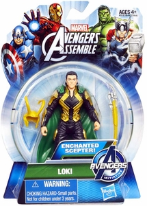 Marvel Avengers Assemble Action Figure Loki Pre-Order ships August