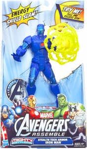 Marvel Avengers Assemble Mighty Battlers Stealth Iron Man