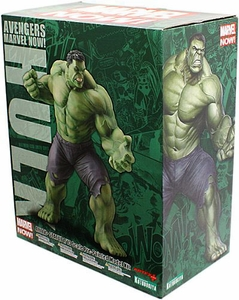 Marvel Avengers Kotobukiya 1/10 Scale ArtFX+ Statue Hulk [Marvel Now] New!