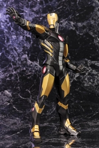 Marvel Avengers Kotobukiya 1/10 Scale ArtFX+ Statue Iron Man [Marvel Now] Pre-Order ships January