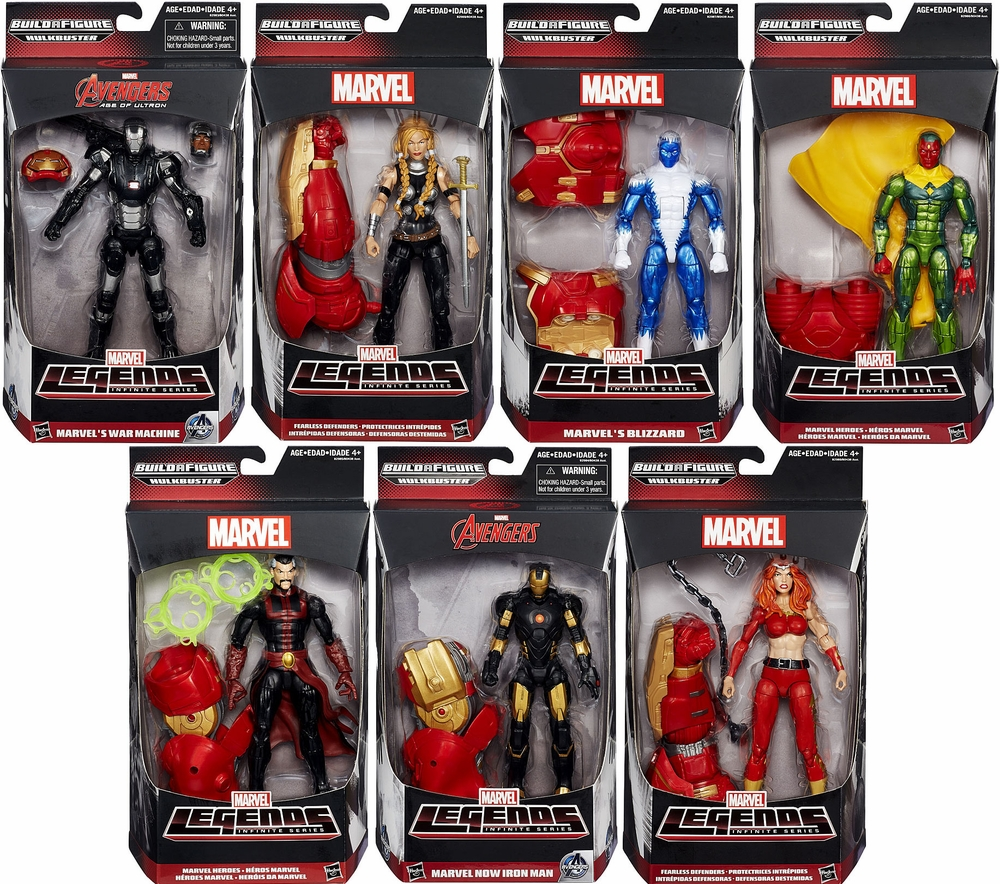 Marvel Legends Action Figures 22