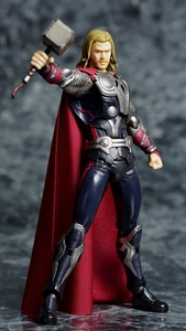 Marvel Avengers Max Factory Figma Action Figure Thor Pre-Order ships July