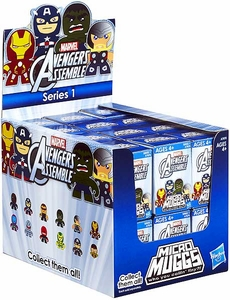 Marvel Avengers Micro Muggs Mystery Box [24 Packs]