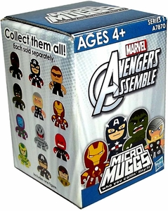 Marvel Avengers Micro Muggs Mystery Pack [1 Mystery Figure]