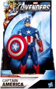 Marvel Avengers Movie Series 8 Inch Action Figure Captain America