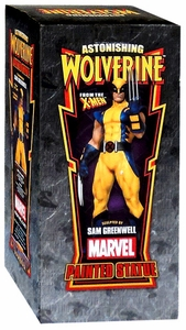 Marvel Bowen Statue Astonishing Wolverine