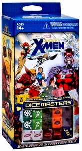 Marvel Dice Masters Starter Set Uncanny X-Men Hot! Pre-Order ships October 22, 2014