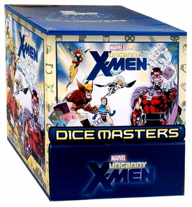Marvel Dice Masters Uncanny X-Men Gravity Feed Box [90 Packs] New Hot!