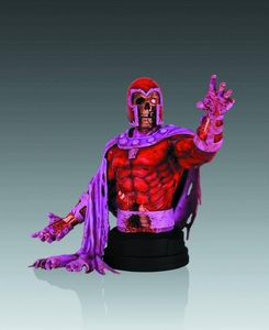 Marvel Gentle Giant Mini-Bust Zombie Magneto Pre-Order ships July