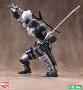 Marvel Kotobukiya 1/10 Scale ArtFX+ Statue Deadpool [X-Force Variant] Pre-Order ships March