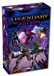 Marvel Legendary Deck Building Game Core Set Villains  New!