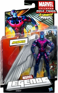 Marvel Legends 2013 Series 1 Action Figure Archangel [Build Hit Monkey Piece!]