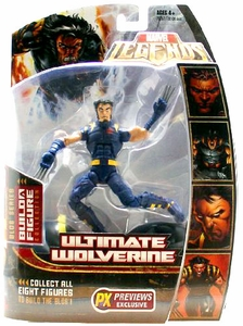 Marvel Legends Exclusive Action Figure Ultimate Wolverine