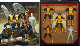 Marvel Legends Exclusive Action Figure 5-Pack All New X-Men Set [Cyclops, Angel, Marvel Girl, Iceman & Beast]