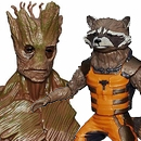Just in: Guardians of the Galaxy w/Groot Piece!