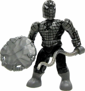 Marvel Mega Bloks LOOSE Series 1 Mini Figure Common Armored Spider-Man