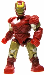Marvel Mega Bloks LOOSE Series 1 Minifigure Iron Man