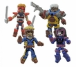 Marvel Minimates Minifigure Box Set Classic X-Force Pre-Order ships November