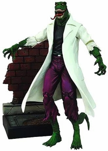 Marvel Select Action Figure Lizard Pre-Order ships August