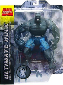 Marvel Select Action Figure Ultimate Hulk [GREY] New!