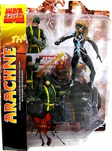Marvel Select 'All Star' Action Figure Arachne