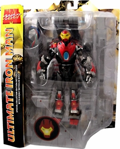 Marvel Select 'All Star' Action Figure Ultimate Iron Man