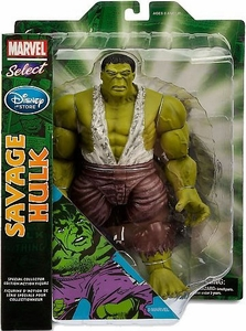 Marvel Select Exclusive Action Figure Savage Hulk