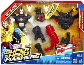 Marvel Super Hero Mashers Action Figure Electronic Marvel's War Machine