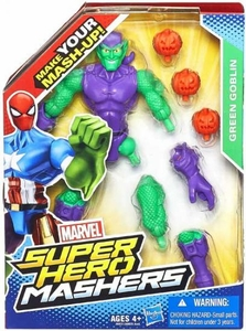 Marvel Super Hero Mashers Action Figure Green Goblin New!