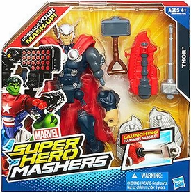Marvel Super Hero Mashers Battle Upgrade Action Figure Thor