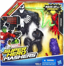 Marvel Super Hero Mashers Battle Upgrade Action Figure Venom