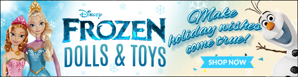 Disney Frozen Toys, Collectibles & Gifts!
