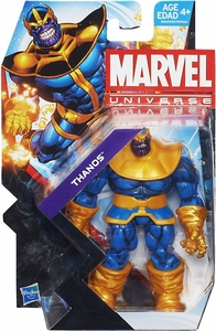 Marvel Universe 3 3/4 Inch Series 22 Action Figure Thanos New!