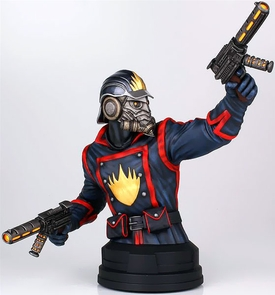 Marvel Gentle Giant Mini Bust Star Lord Pre-Order ships November