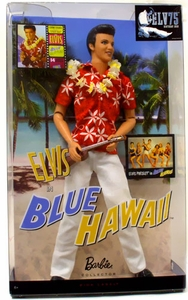 Mattel Barbie Elvis Presley Collection Classic Edition Elvis In Blue Hawaii [Not McFarlane]