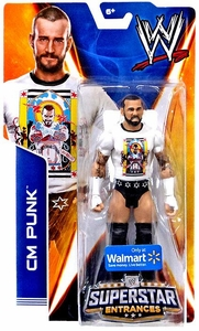 Mattel WWE Wrestling 2014 Exclusive Superstar Entrances Action Figure CM Punk