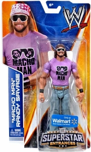 Mattel WWE Wrestling 2014 Exclusive Superstar Entrances Action Figure Macho Man Randy Savage
