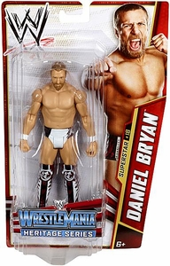 Mattel WWE Wrestling Basic Series 26 Action Figure #18 Daniel Bryan [WrestleMania 28]