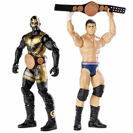 Mattel WWE Wrestling Basic Series 29 Action Figure 2-Pack Cody Rhodes & Goldust Pre-Order ships July