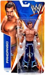 Mattel WWE Wrestling Basic Series 41 Action Figure #42 Fandango