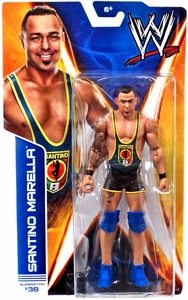 Mattel WWE Wrestling Basic Series 41 Action Figure #38 Santino Marella New!