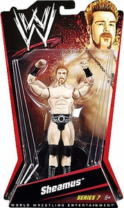 Mattel WWE Wrestling Basic Series 7 Action Figure Sheamus