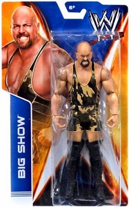 Mattel WWE Wrestling Basic Signature Series 2014 Action Figure Big Show BLOWOUT SALE!