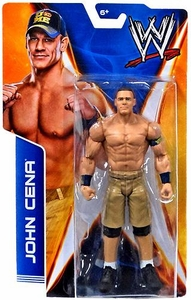 Mattel WWE Wrestling Basic Signature Series 2014 Action Figure John Cena